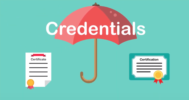 What is a is a credential